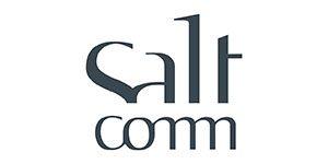 1 SaltCom logo